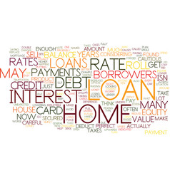 Be cautious with your bad credit personal loan vector