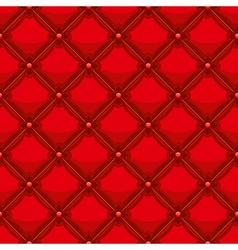 Leather upholstery seamless texture vector