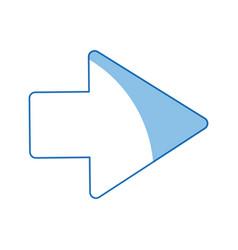 360 degree rotation arrow icon set white arrows vector