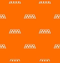 Checker taxi pattern seamless vector