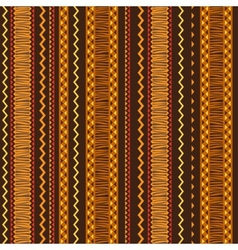 Ethnic ornament abstract geometric seamless fabric vector