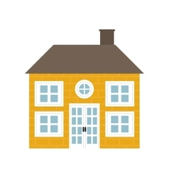 House icon family home design graphic vector