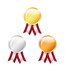 Awards vector