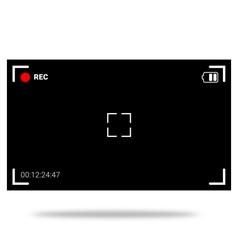 Record screen vector