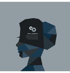 Woman6 vector image