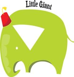 Little giant vector