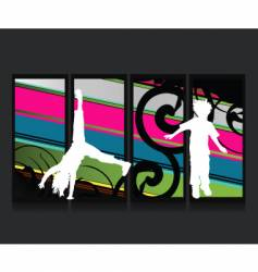 window of life vector image