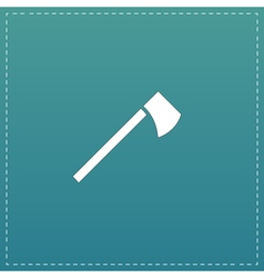 Tomahawk flat icon vector