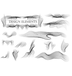 Design elements 2 vector