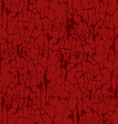 Cracked abstract background vector