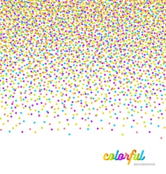 Abstract celebration or party background vector