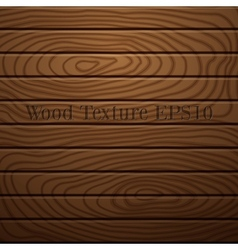dark wood plank texture vector image