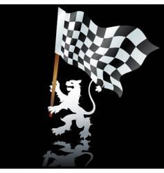 flag formula vector image