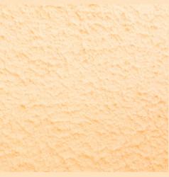 Peach cement wall texture vector