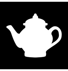 Tea maker vector