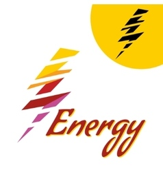 energy vector image