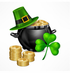st patrick s day vector image vector image