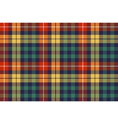 Colors check plaid fabric seamless background vector