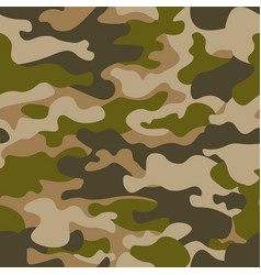 Seamless pattern abstract military or hunting vector