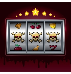 Dangerous game vector image