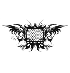 tribal element vector image vector image