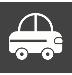 Toy car vector