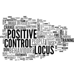 Are you positive or negative does your behaviour vector