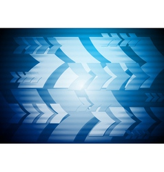 Bright tech modern background vector image vector image