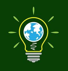 idea world vector image vector image