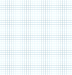 Seamless pattern of School notebook paper sheet vector image