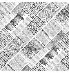 Halftone newspaper pattern vector
