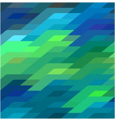 Geometric colored shapes background vector image