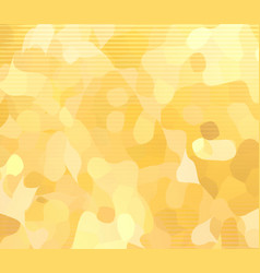Yellow beige spotted background vector