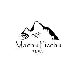 Machu Picchu vector image