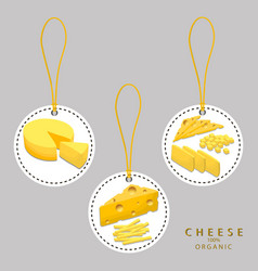 The cheese vector