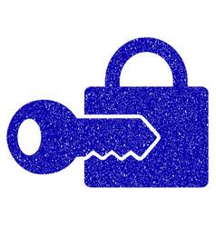 Registration key icon grunge watermark vector