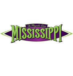 Mississippi the magnolia state vector