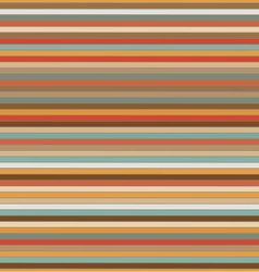 Seamless horizontal line retro vector