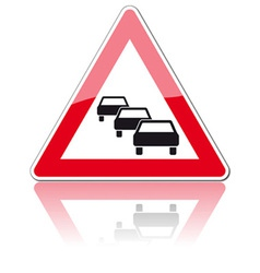 Road traffic vector