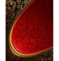 Luxury Background vector image