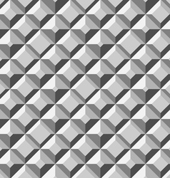 metal cells seamless pattern vector image