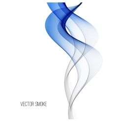 Smoke background vector