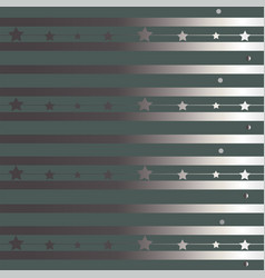 abstract seamless pattern with silver stripes vector image
