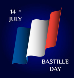 Bastille day vector