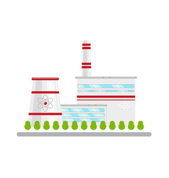 Nuclear power plant alterative energy source vector