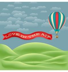 Wedding invitation card EPS 10 vector image vector image