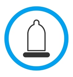 Preservative Rounded Icon vector image