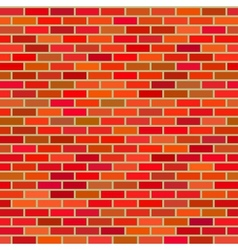 Brick wall seamless vector