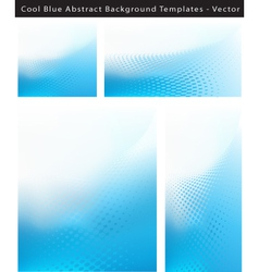 Graphic background templates vector