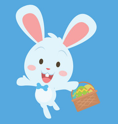 Collection stock of easter egg character vector